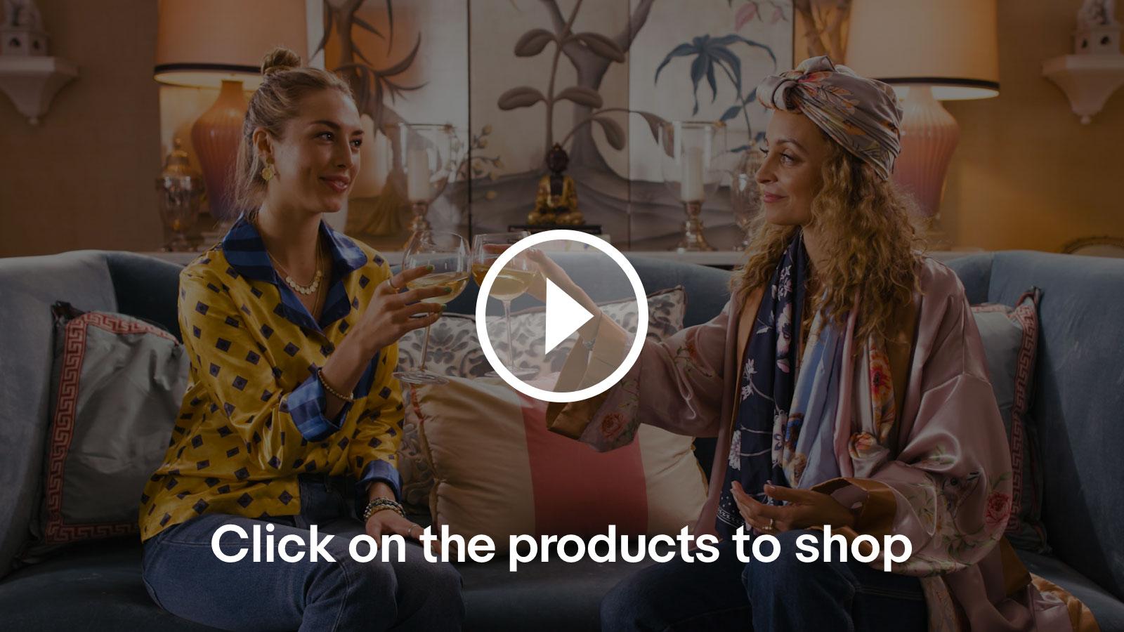 Shop for Nicole Richie's style weapon: Honey Minx scarves